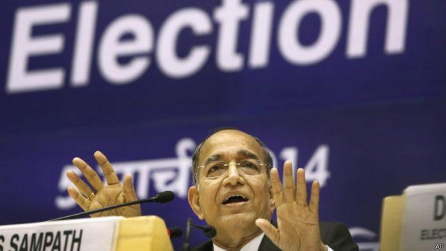 भारत के मुख्य चुनाव आयुक्त