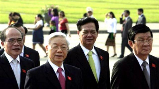 Các lãnh đạo Việt Nam không hồi âm Thư ngỏ 61