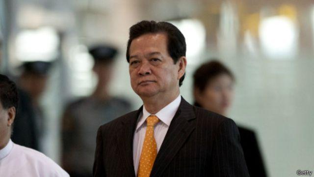 Thủ tướng Việt Nam Nguyễn Tấn Dũng kêu gọi Asean ủng hộ Việt Nam