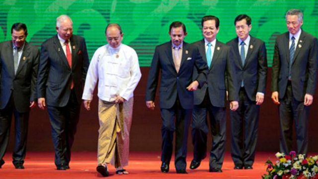 Các lãnh đạo Asean không muốn mất lòng Trung Quốc trên vấn đề Biển Đông