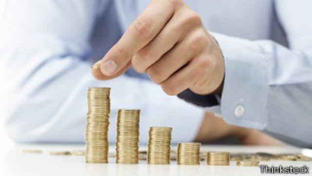 Apilando monedas