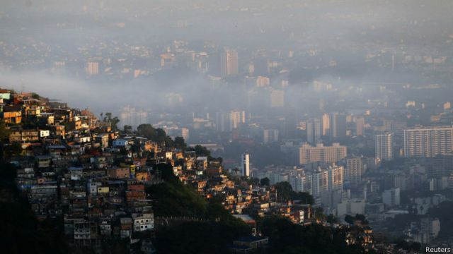 Favela de Río.