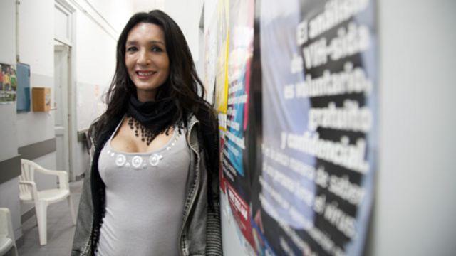 Por qué Argentina lidera la revolución trans en el mundo - BBC News Mundo