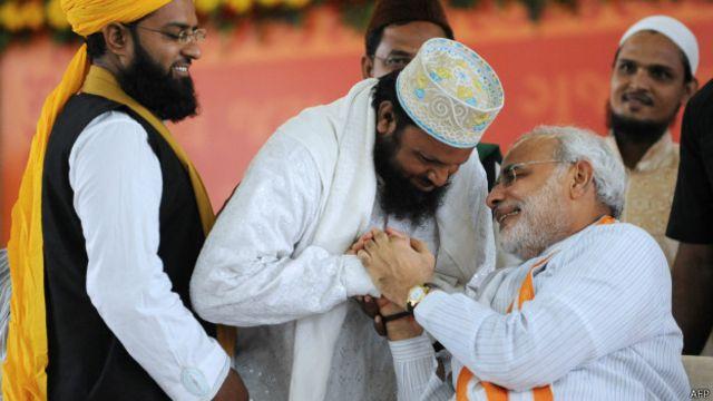 भारतीय मुस्लिम और नरेंद्र मोदी