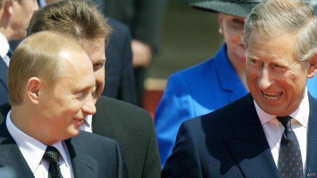 شہزادہ چارلس آئندہ مہینے فرانس میں دوسری جنگ عظیم کے حوالے سے ایک تقریب میں شرکت کریں جس میں صدر ولادی میر پوتن بھی شریک ہونگے