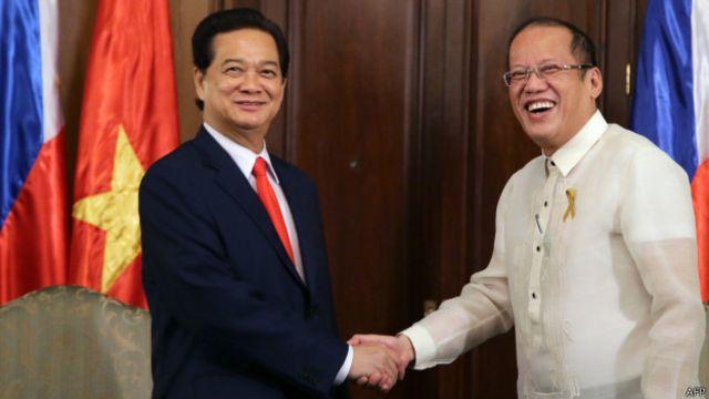 Ông Dũng tìm kiếm sự đoàn kết từ Philippines trên vấn đề Biển Đông