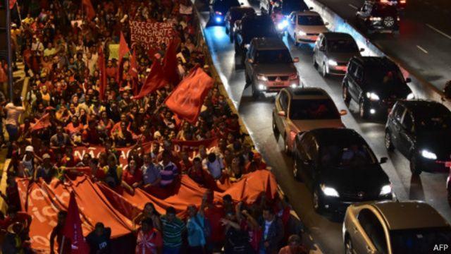 protes sao paulo