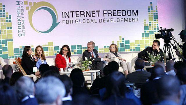 Diễn đàn tự do Internet  Stockholm
