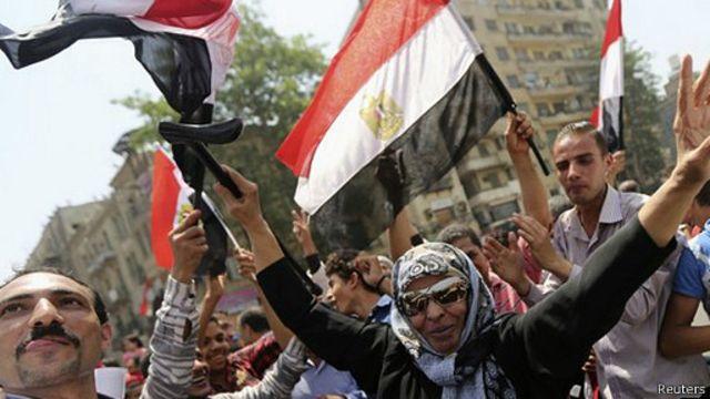 Warga Mesir