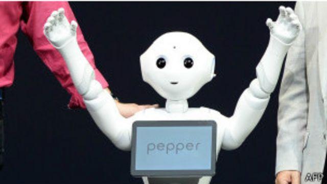 ژاپن یکی از بزرگترین تولید کنندگان روبات در جهان است