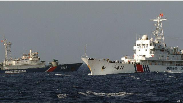 Trung Quốc ngày càng táo bạo trên Biển Đông