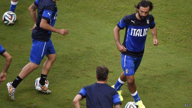 Italiya futbol yığmasının oyunçuları