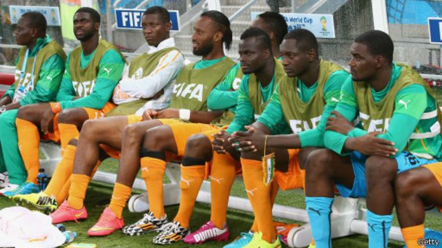Didier Drogba yana benci a tawagar Ivory Coast