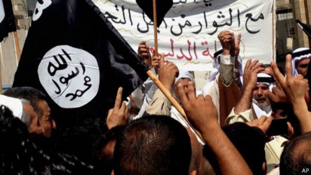 استقبال از داعش نشانه نوعی حمایت محلی از این گروه است