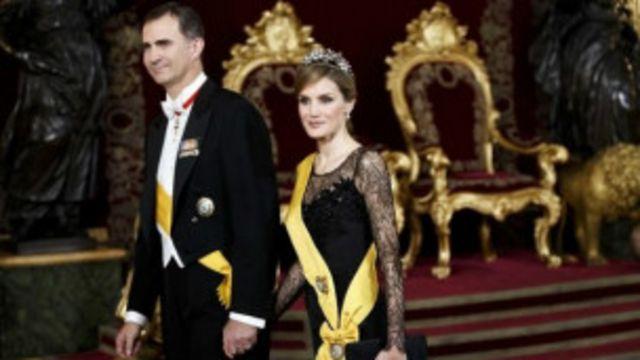 Принц Фелипе Испаниянын жаңы королу болуп калды