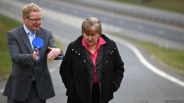 Заместитель лидера Консевативной партии Шотландии