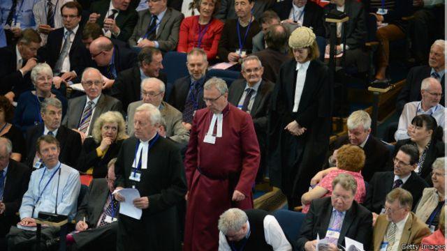 Генеральная ассамблея служителей Церкви Шотландии