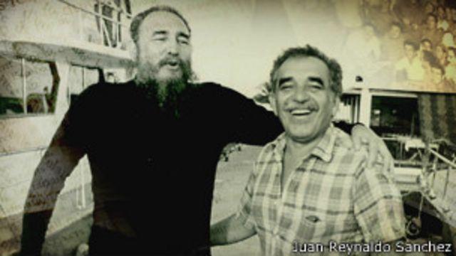 Castro y García Márquez