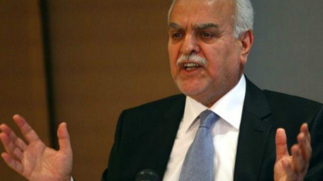 """الهاشمي انتقد """"تجاهل"""" مطالب العراقيين السنة في بيان رئيس الحكومة الجديد."""