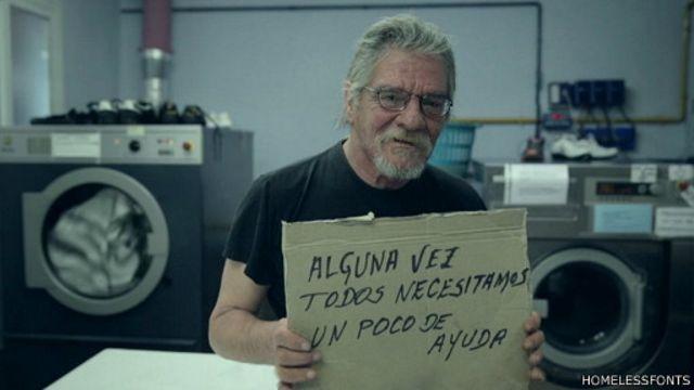Francisco Cáceres viveu mais de 50 anos no Brasil, mas virou sem-teto na Espanha