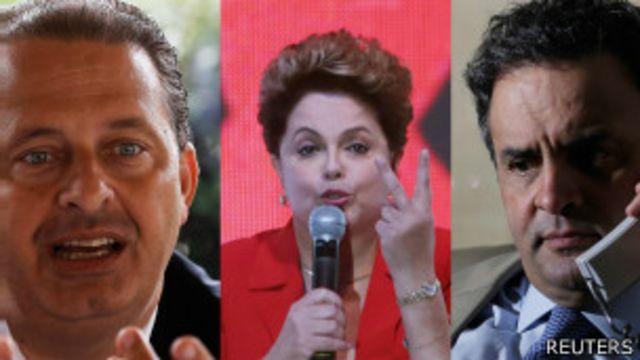 Candidatos (Reuters)