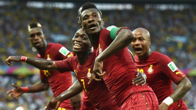 Ghana itachuana na Guinea bila ya kocha mkuu