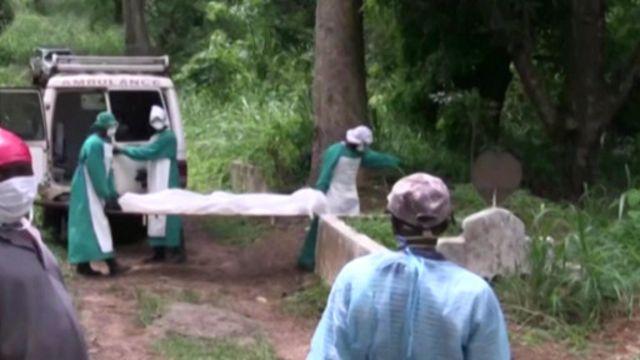 Zaidi ya watu 600 wamefariki kutokana na Ebola magharibi mwa Afrika tangu mwezi February.