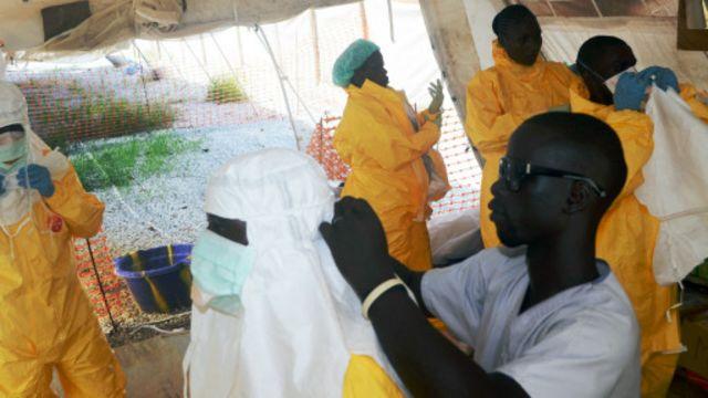 Mama anayeugua Ebola atoroshwa  hospitalini Freetown