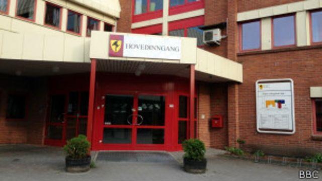 Escuela técnica de Skogno