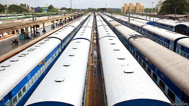 Trung Quốc cam kết hỗ trợ Ấn Độ hiện đại hóa hệ thống đường sắt cũ kỹ