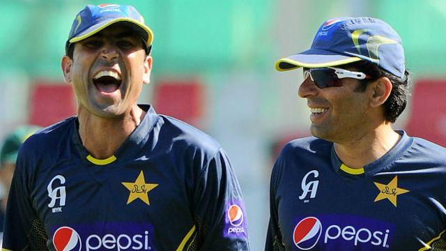 ۔۔۔پاکستان کرکٹ بورڈ نے آسٹریلیا کے خلاف ون ڈے اور ٹی 20 مقابلوں کے لیے قومی ٹیم کا اعلان کیا ہے اور ون ڈے ٹیم میں یونس خان کو شامل نہیں کیا گیا