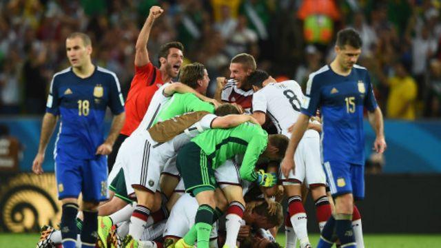Ciyaartoyda Germany oo dabaal degaya.