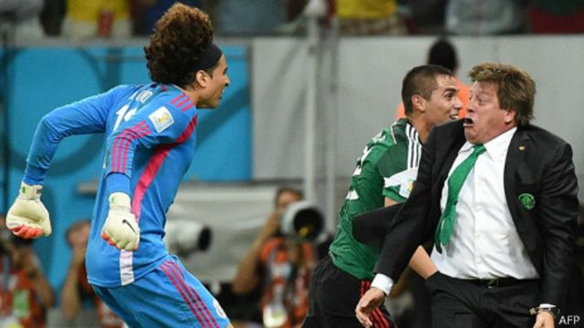 """""""Memo"""" Ochoa y """"Piojo"""" Herrera"""