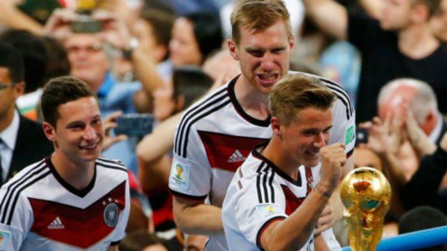 Germany ayaa noqotay horyaalka caalamka