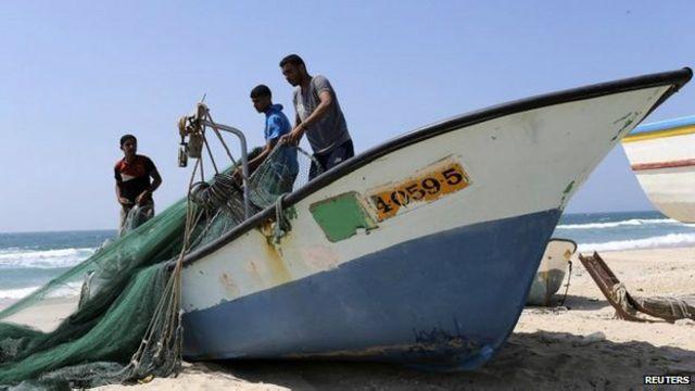 Pesca (Reuters)