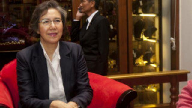 မြန်မာနိုင်ငံရဲ့ အခြေအနေတွေကို လေ့လာဖို့ ဘာသာပေါင်းစုံက ကိုယ်စားလှယ် ခေါင်းဆောင်တွေနဲ့ Ms Yang hee lee တွေ့ဆုံ