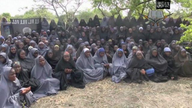 Boko Haram ayaa Nigeria ka afduubatay gabdho ardey ah