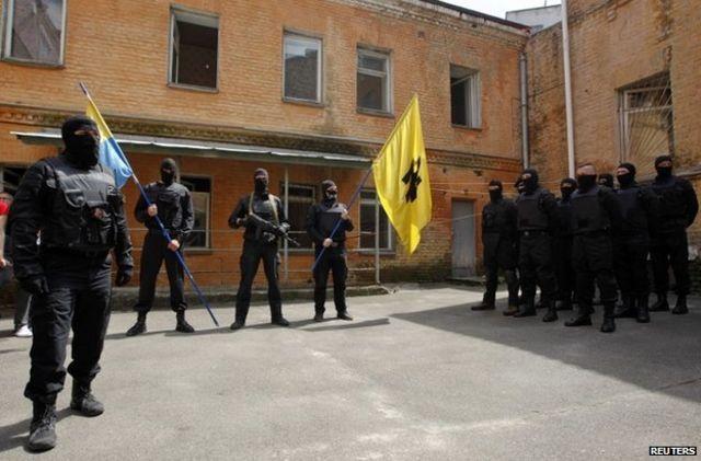 """Батальон """"Азов"""""""