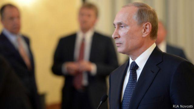"""""""القادة الاوروبيون يبدون مكبلين عندما يقترب الأمر من روسيا نظرا لتشابك مصالحهم مع موسكو """""""