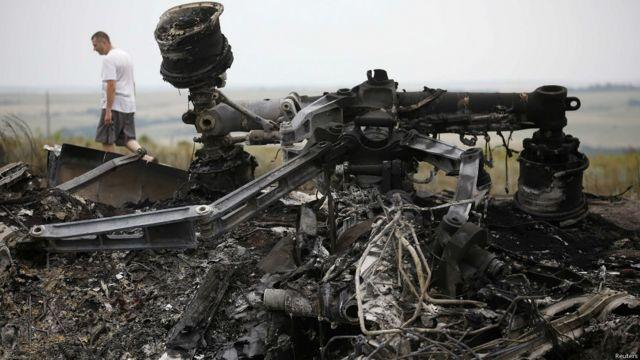 ပစ်ချခံရမှုနဲ့ ပတ်သက်ပြီး နိုင်ငံတကာ စုံစမ်း စစ်ဆေးရေးအဖွဲ့က ဝင်ရောက် စစ်ဆေးနိုင်ဖို့ ကမ္ဘာ့ခေါင်းဆောင်တွေက တောင်းဆိုထား။
