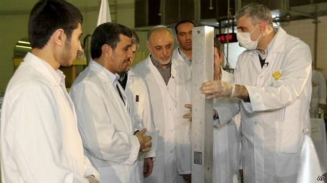 """طرح مسؤولون إيرانييون إمكانية حدوث """"مقايضة"""" بشأن البرنامج النووي"""