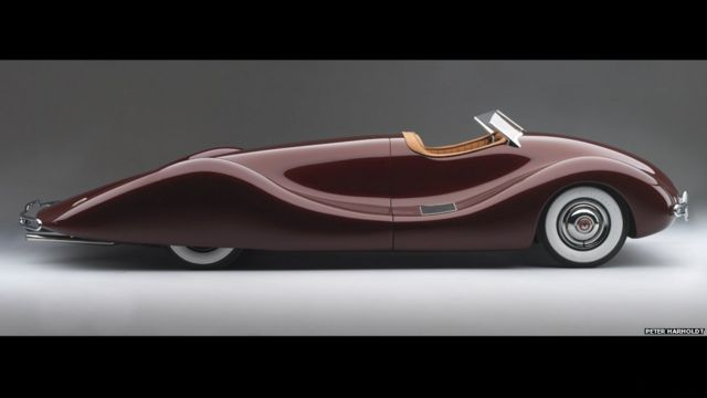၁၉၄၇ ခုနှစ်က မက္ကင်းနစ် အင်ဂျင်နီယာ Norman Timbs က ကိုယ်ပိုင်သုံးဖို့ ဒီဇိုင်းထုတ်ခဲ့တဲ့ ကား။ Norman Timbs Special, 1947