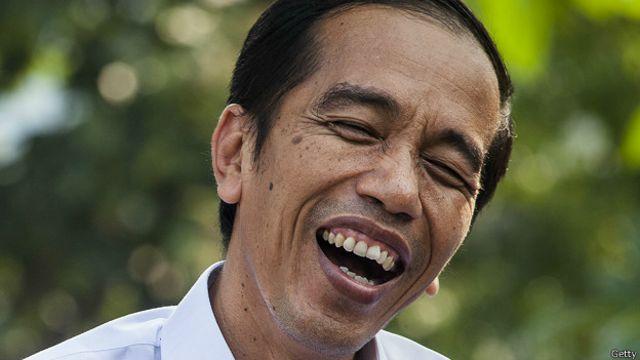 Ông Widodo được xem là ứng viên sẽ dứt bỏ quá khứ độc đoán của Indonesia