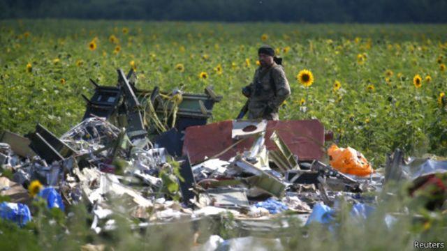 تسلط شورشیان بر منطقه سقوط هواپیما مانع از سرعت عمل در شناسایی علت واقعه شد
