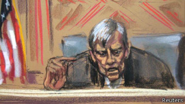 El juez Griesa ordenó retener fondos de Argentina.