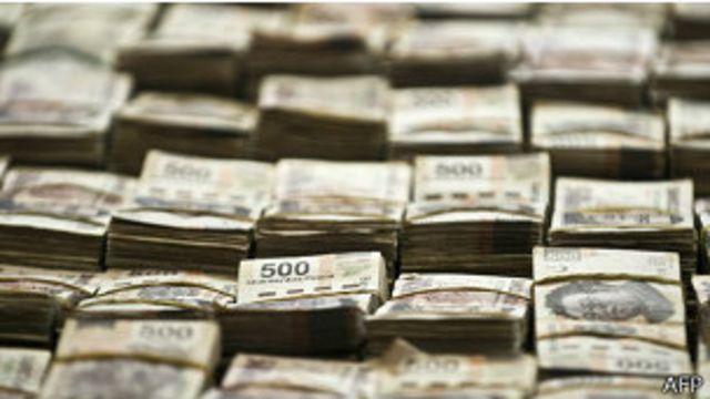Dinero en México