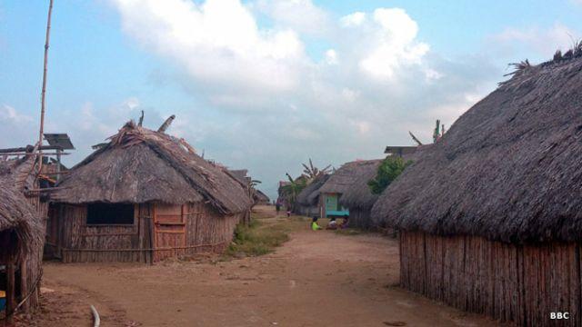 Comunidad de Caledonia, Comarca Gunayala.