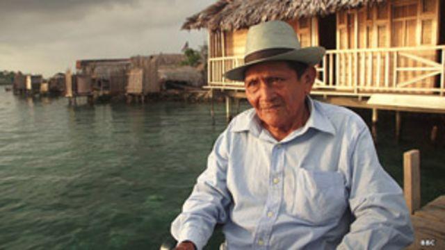 El saila Leónidas Pérez.