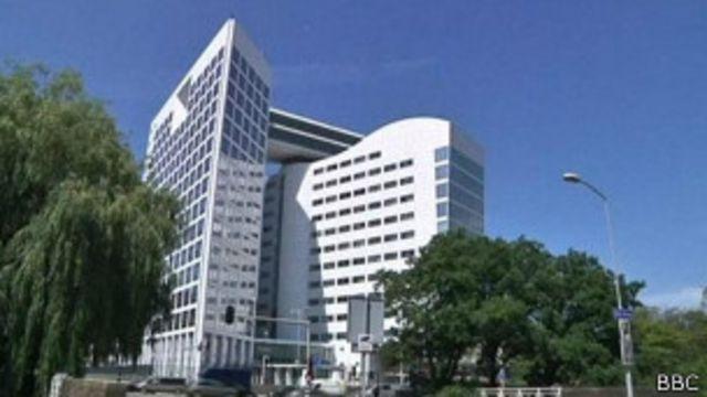 Sede de la CPI en La Haya