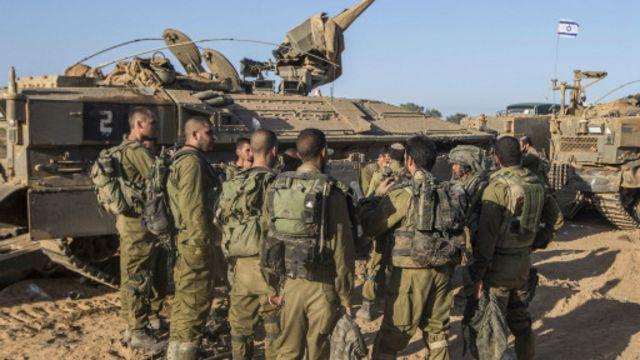الجيش الإسرائيلي يقول إن جنود الاحتياط سيعطونه فرصة للتنفس.